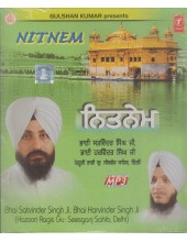 Nitnem - MP3 By Bhai Satvinder Singh Ji, Bhai Harvinder Singh Ji Delhi Wale