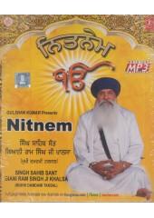 Nitnem - MP3 By Giani Ram Singh Ji Khalsa (Mukhi Damdami Taksal)