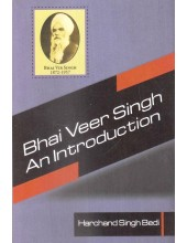 Bhai Veer Singh - An Introduction - Book By Harchand Singh Bedi