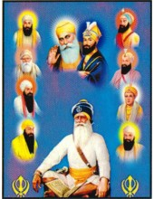 Baba Deep Singh Ji - SSW112