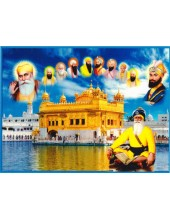 Golden Temple - GTS1305