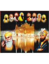 Golden Temple - GTS236