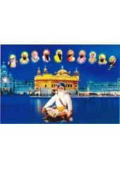 Golden Temple - GTS968