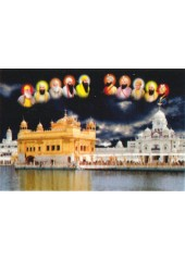 Golden Temple - GTS973