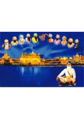 Golden Temple - GTS976