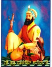 Sikh Gurus - SG049