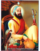 Sikh Gurus - SG060