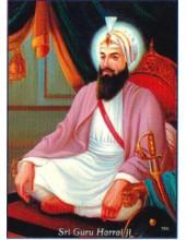 Sikh Gurus - SG061