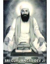 Sikh Gurus - SG078