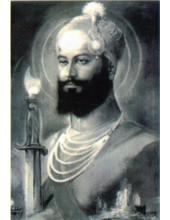 Sikh Gurus - SG087