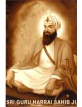 Sikh Gurus - SG105