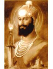 Sikh Gurus - SG109