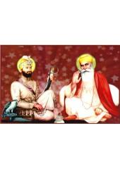 Sikh Gurus - SG1166
