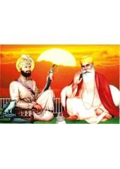 Sikh Gurus - SG1167
