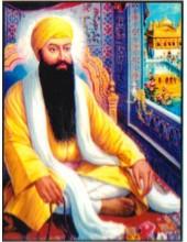 Sikh Gurus - SG121