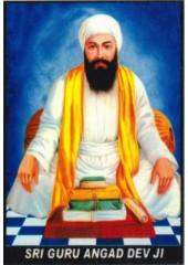 Sikh Gurus - SG381