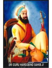 Sikh Gurus - SG385