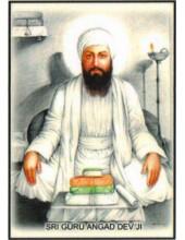 Sikh Gurus - SG393